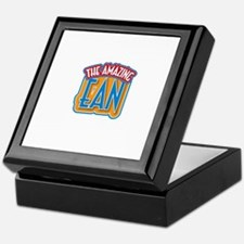 The Amazing Ean Keepsake Box