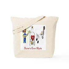 Nursing Humor Christmas Tote Bag