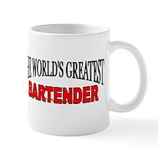 """The World's Greatest Bartender"" Coffee Mug"