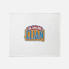 The Amazing Elian Throw Blanket