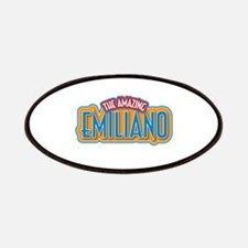 The Amazing Emiliano Patches