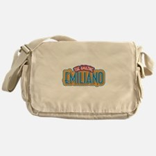 The Amazing Emiliano Messenger Bag