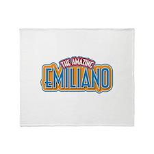 The Amazing Emiliano Throw Blanket