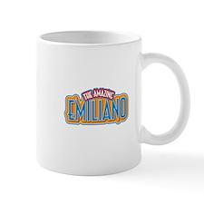 The Amazing Emiliano Small Mugs