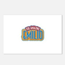 The Amazing Emilio Postcards (Package of 8)