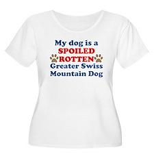 Spoiled Rotten Greater Swiss Mountain Dog Plus Siz