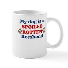 Spoiled Rotten Keeshond Mug