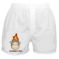 Unique Monkey Boxer Shorts