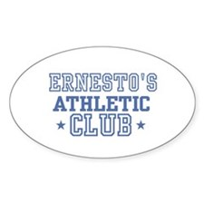 Ernesto Oval Decal