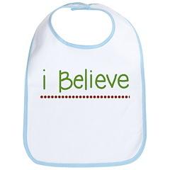 I believe (handwritten) Bib