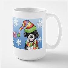 Holiday PWD Large Mug