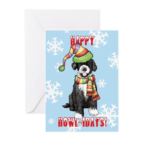 Holiday PWD Greeting Cards (Pk of 10)