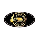 North american total eclipse 2017 Patches