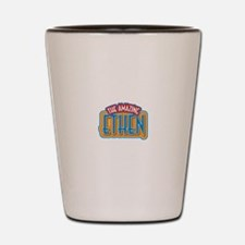 The Amazing Ethen Shot Glass
