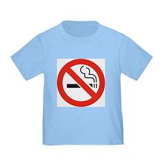 No Smoking Smokers T