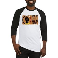 Rise Up - Idle No More Baseball Jersey