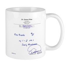Prescription for Sanity Mug