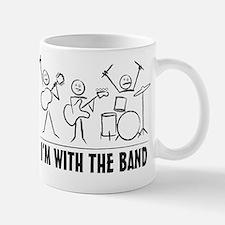 Stick man band Mug