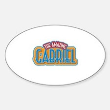The Amazing Gabriel Decal