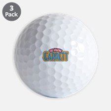 The Amazing Garrett Golf Ball
