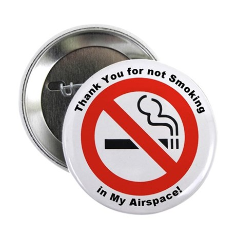 "Please Don't Smoke 2.25"" Button (10 pack)"