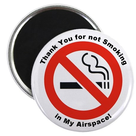 Please Don't Smoke Magnet