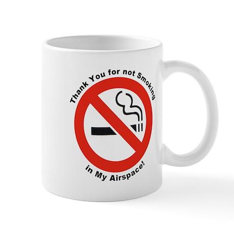 Please Don't Smoke Mug