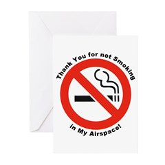 Please Don't Smoke Greeting Cards (Pk of 10)