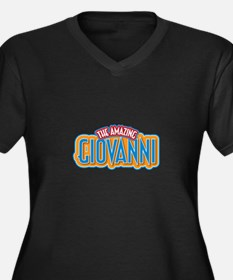 The Amazing Giovanni Plus Size T-Shirt