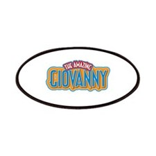 The Amazing Giovanny Patches