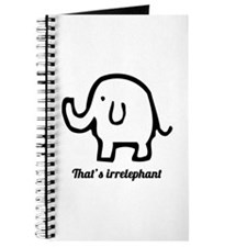 That's Irrelephant Journal
