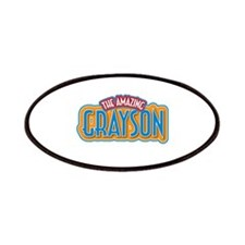 The Amazing Grayson Patches