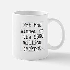 Not the Winner Mug