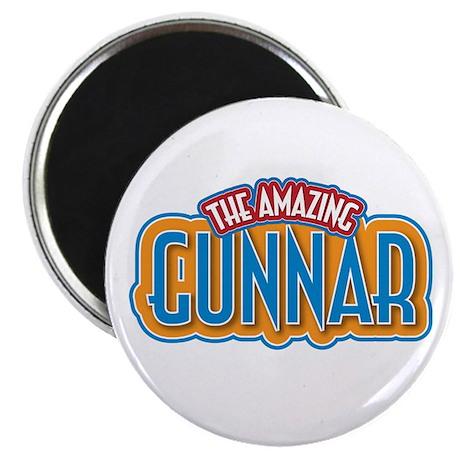 The Amazing Gunnar Magnet