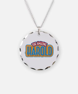 The Amazing Harold Necklace