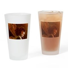 Fall Fae Drinking Glass