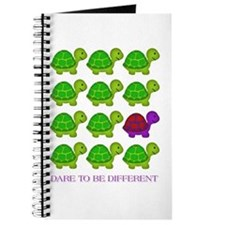 Dare to be Different Turtles Journal