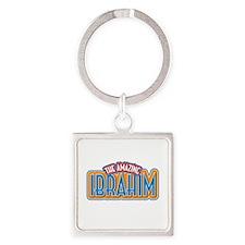 The Amazing Ibrahim Keychains