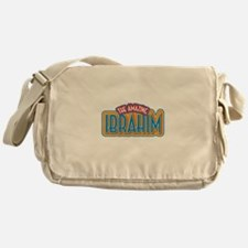 The Amazing Ibrahim Messenger Bag