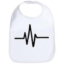 Frequency pulse beat Bib
