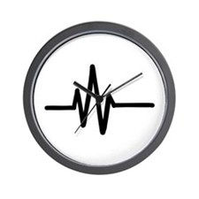 Frequency pulse beat Wall Clock