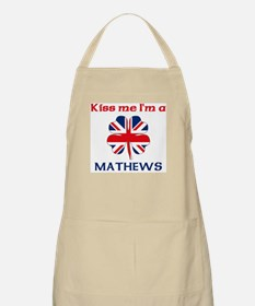 Mathews Family BBQ Apron