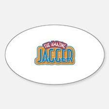 The Amazing Jagger Decal