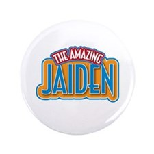 """The Amazing Jaiden 3.5"""" Button"""