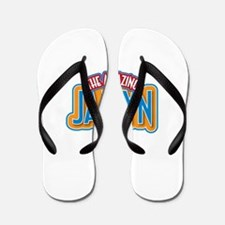 The Amazing Jaidyn Flip Flops