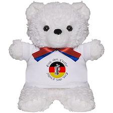 Oktoberfest Toast Teddy Bear