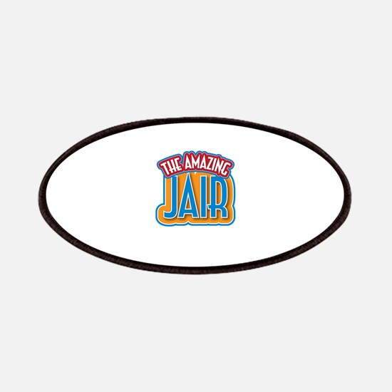 The Amazing Jair Patches