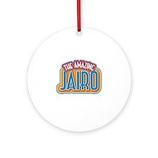 The Amazing Jairo Ornament (Round)