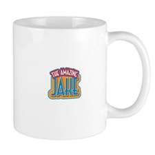 The Amazing Jake Small Mugs