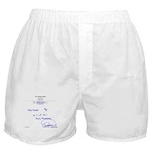 Prescription For Sanity Boxer Shorts